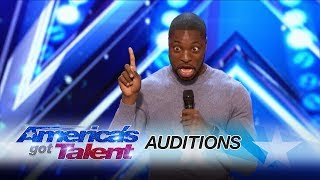 Download Preacher Lawson: Standup Delivers Cool Family Comedy - America's Got Talent 2017 Video