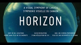Download HORIZON: SESQUI's 360° film in 4K Video