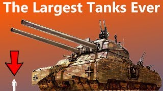 Download These Are the Largest Tanks Ever Designed Video