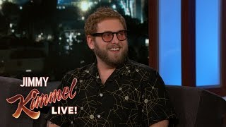 Download Jonah Hill Does Karate with Joaquin Phoenix Video