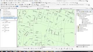 Download Network Analyst - Creating Service Areas Video