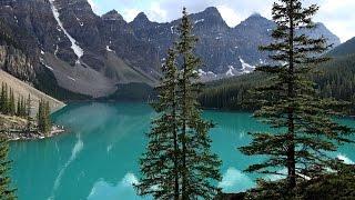 Download Lake Louise & Moraine Lake, Banff NP, Canada in 4K (Ultra HD) Video