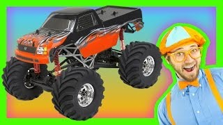Download Monster Trucks for Kids - Learn Numbers and Colors Video