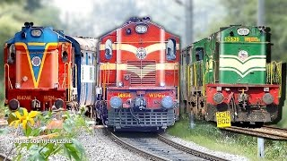 Download Music of the Chugging Diesel Engines (ALCo's) : Indian Railways Video