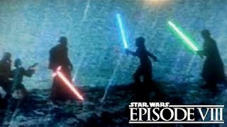 Download Star Wars Episode 8 (VIII) - Luke, Finn & Rey VS Snoke, Kylo & Von - Duel Description Video