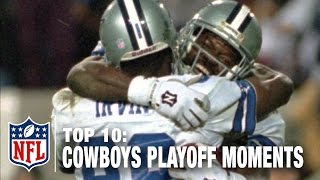 Download Top 10 Cowboys Playoff Moments of All Time | NFL NOW Video