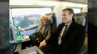 Download Brigitte and Emmanuel Macron | bleeding love Video