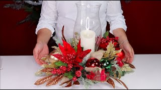 Download How To make A Christmas Centerpiece On A Budget / Olivia's Romantic Home Collaboration Video
