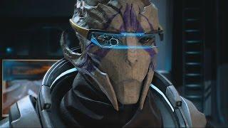 Download Mass Effect Andromeda: Vetra Romance Complete All Scenes Video