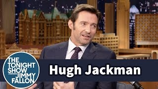 Download Jerry Seinfeld Convinced Hugh Jackman to End Wolverine with Logan Video