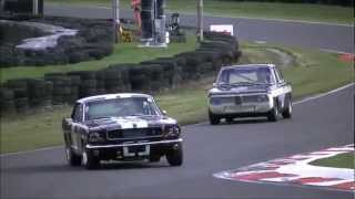 Download Masters Pre 66 Touring Cars Oulton Park 2012 Video