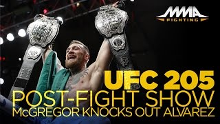 Download UFC 205 Results: Conor McGregor Knocks Out Eddie Alvarez Video