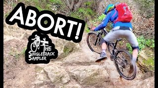 Download COMMIT OR BAIL! // The Singletrack Sampler Video