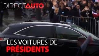 Download LES VOITURES DE PRÉSIDENTS : TOUT UN PROGRAMME ! Video