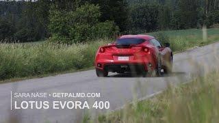 Download Lotus Evora 400 - a super car from Hethel Video
