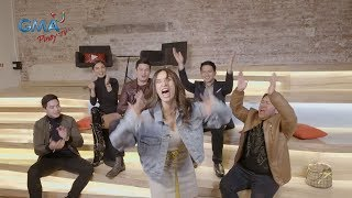 Download 'Sikat Ka, Kapuso!' stars enjoy a different concert experience at YouTube Space New York Video