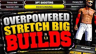 Download BEST OVERPOWERED STRETCH BIG BUILD IN NBA 2K18!! MAKE IF YOU WANT TO DOMINATE THE PAINT IN NBA 2K18! Video