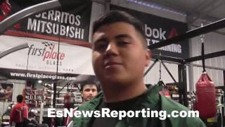 Download Cobra of Riverside will fight Cobra of Oxnard. Who wins? EsNews Boxing Video