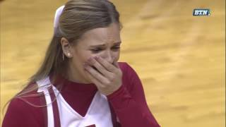Download Collin Hartman Proposes to Girlfriend on Senior Day Video