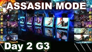 Download SEA vs CIS Assasin Mode | 2016 LoL IWC All-Stars Day 2 | FIRE vs ICE Video