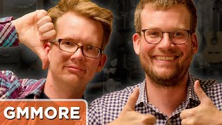 Download Q&A with Hank & John Green Video