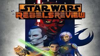 Download Star Wars Rebels Review - Season 3 Episode 15 ″Legacy of Mandalore″ Video
