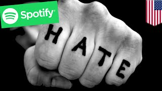 Download Spotify scrubs its inventory 'clean' after Charlottesville breaks out in violence - TomoNews Video