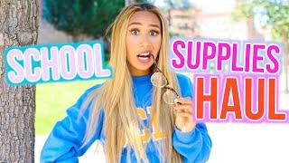 Download School Supplies Haul 2016! | BACK TO SCHOOL WITH MYLIFEASEVA Video