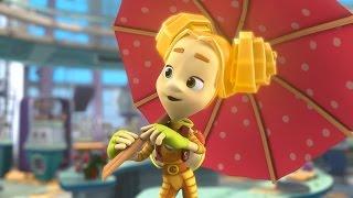 Download Фиксики - Зонтик | Познавательные мультики для детей Video