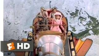 Download Chitty Chitty Bang Bang (1968) - Chitty Gets Airborne Scene (7/12) | Movieclips Video