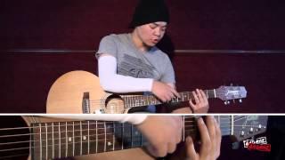 Download Daavka - Хүлээлт дууны Гитарын хичээл Video