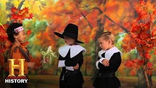 Download Kids History: The First Thanksgiving | History Video