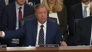 Download Sen. Lindsey Graham Rips Democrats for 'Hypocrisy' During Brett Kavanaugh Hearing Video