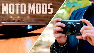 Download Moto Mods, Insta-Share y True Zoom de Hasselblad Video