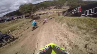Download GoPro: Tony Cairoli FIM MXGP 2016 RD9 Talavera, Spain Race 1 Video