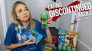 Download EATING DISCONTINUED SNACKS *EMOTIONAL* Video