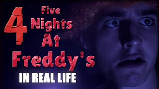 Download FIVE NIGHTS AT FREDDY'S IN REAL LIFE 4 | (FNAF En la vida real) Video