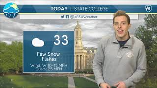 Download Wednesday AfternoonForecast 1/16/19 Video