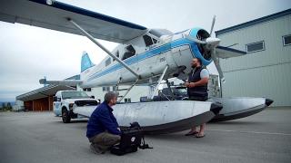Download Hard-Earned Wisdom: Float Flying a Legendary Bush Plane - DHC-2 Beaver - Flight VLOG Video