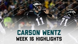 Download Carson Wentz Leads Gutsy Performance! | Giants vs. Eagles | NFL Week 16 Player Highlights Video