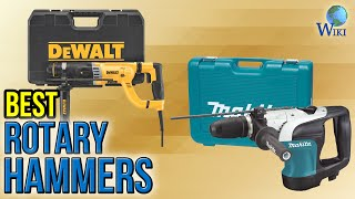 Download 7 Best Rotary Hammers 2017 Video