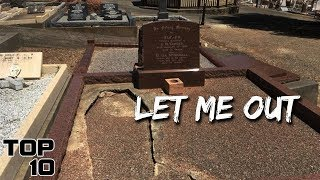 Download Top 10 Scary Tomb Messages Video