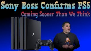 Download WHOA! Sony Boss Confirms PlayStation 5 Is Happening! Video