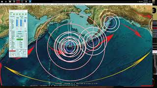 Download 10/24/2017 - Large Earthquake Warning - MAJOR ACTIVITY across Pacific - BE ON WATCH Video