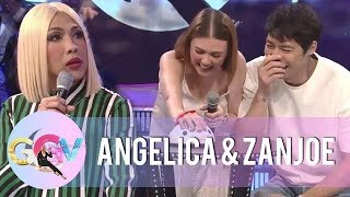 Download Vice Ganda gets jealous on Zanjoe and Angelica | GGV Video