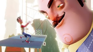 Download IT'S TIME WE END THIS!! || Hello Neighbor (BETA 3 BOSS ENDING) Video