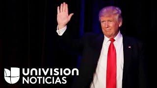 Download Donald Trump reitera que construirá el muro entre Estados Unidos y México Video