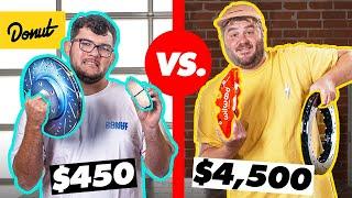 Download $450 Brakes vs $4,500 Brakes | HiLow Video
