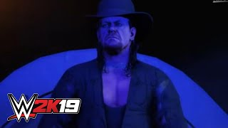 Download WWE 2K19 Undertaker entrance video Video