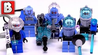 Download Every LEGO Mr. Freeze Minifigure Ever Made!!! | Collection Review Video